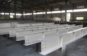 sản xuất kết cấu thép chất lượng