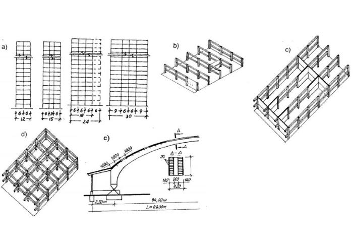 Kết cấu khung thép chịu lực